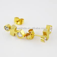 stylish gold earrings indian gold earrings 2017 new stylish jewelry simple gold earring