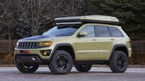 modified jeep cherokee 2015 jeep grand cherokee overlander review top speed