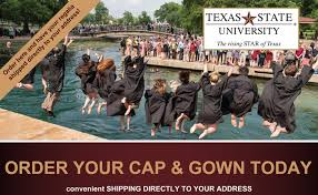 order cap and gown bookstore at state caps and gowns