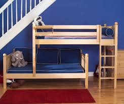 Bunk Bed For 3 Offset Bunk Beds Charming Design 3 For Kids Gnscl