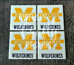 michigan wolverines fan gear 691 best michigan football go blue images on pinterest