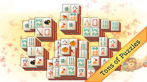 free thanksgiving mahjong on the app store