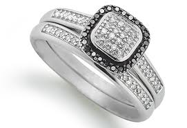 domino wedding rings domino bridal set american swiss