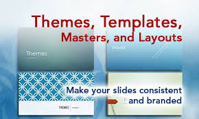 themes templates masters and layouts powerpoint tutorials