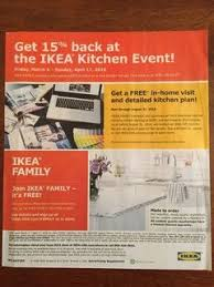 Free Kitchen Design Home Visit Ikea Kitchen Sale 20 In Gift Cards Or Money Back
