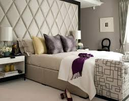 chambre contemporaine blanche tete de lit contemporaine tate de lit contemporaine design chambre