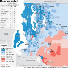 seattle map by county voters hiding in plain sight in king county the seattle times