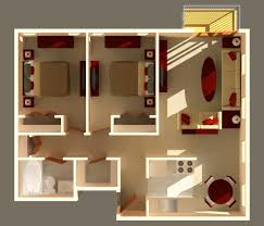 Rendering Floor Plans by Open Floor Plan Model Sketchup Sketchup Community