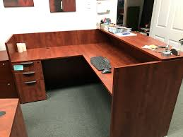 Pop Up Reception Desk Desks Product Categories Golden State Office Furniture