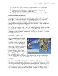 B47 Bus Route Map by Appendix B Nchrp Project 20 59 33 Case Studies A Pre Event