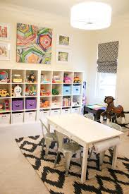Playroom Ideas Awesome Colorful Contemporary Playroom Ideas 99 Inspiration