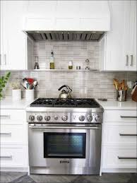 kitchen gray subway tile backsplash ideas gray subway tile home