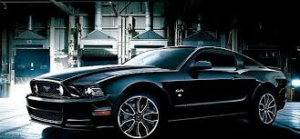 Mustang Gt 2014 Black 2014 Ford Mustang Gt Fast Cars Blog