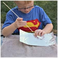 kids craft solar light constellation jar kix cereal