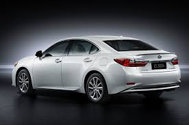 lexus hybrid sedan hs250h 2016 lexus es revealed with new engine for shanghai