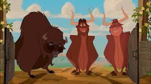 junior the buffalo disney wiki fandom powered by wikia