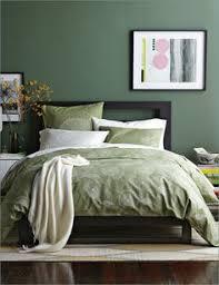 Bunte Wände Interiors Powder Room And Bedrooms - Bedroom wall color