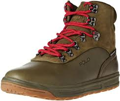 buy boots kuwait polo ralph lace up boots for green price review and