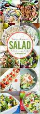 salad recipes easy restaurant style salads the 36th avenue