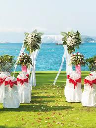 wedding backdrop outdoor outdoor wedding altar
