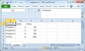 convert pdf table to excel convert pdf to excel csv in c vb net vbscript delphi using pdf