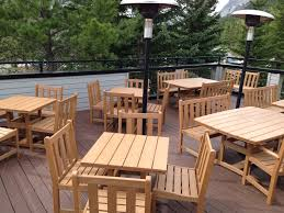 commercial outdoor dining furniture interior design ideas commercial outdoor benches