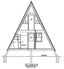 100 a frame style house plans a frame log cabin house plans
