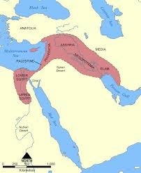Middle East Country Map by Fertile Crescent Wikipedia