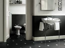 black white and bathroom decorating ideas black and white bathroom decor ideas 2017 grasscloth wallpaper