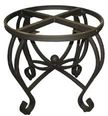 wrought iron table base for granite wrought iron table base for granite home design ideas and pictures