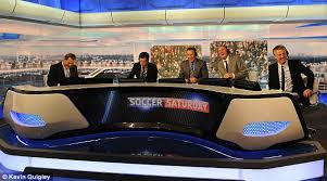 Sky Sports Live Desk Soccer Saturday Debate Should The Show Be Scrapped Daily Mail