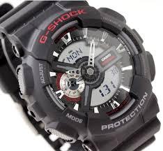 Harga Jam Tangan G Shock Original Di Indonesia jual jam tangan casio g shock ga 110 jam casio jam tangan