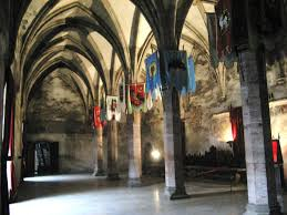 corvin castle interior travels with miha