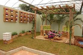 wooden garden decorations home inspirations