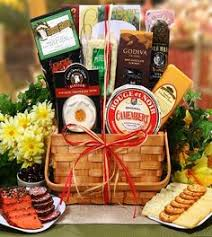 Meat And Cheese Baskets Say Cheese