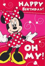 disney mickey mouse son birthday card with badge cardspark