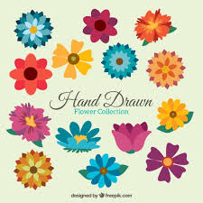 Wedding Flowers Drawing Flower Vectors Photos And Psd Files Free Download