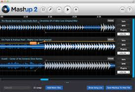 mashup software app create your own songs mashups and dj sets