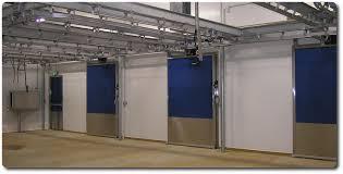 porte chambre froide coulissante chabrié isolation construction de chambre froides à bon encontre