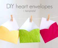 heart envelopes 4 steps with pictures