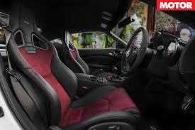 2017 nissan 370z interior 2018 nissan 370z nismo review motor