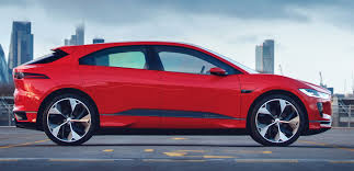 Red Paint by Jaguar I Pace Concept Gets Red Paint For Geneva Debut