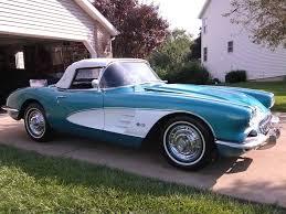 corvettes for sale on ebay corvettes on ebay 1958 corvette barn find may originally