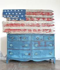 Memorial Day Decor Memorial Day Decor Dresser Rescue Refunk My Junk
