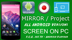 project android screen to pc how to mirror project android screen on pc works with android 6