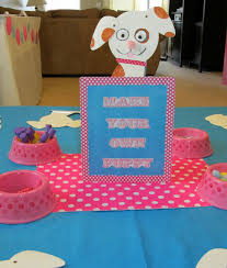 puppy party supplies puppy themed birthday party pink girl bash