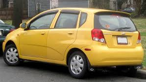 gallery of chevrolet aveo ls