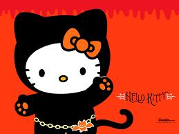 red hello kitty halloween wallpaper free hello kitty fun stuff