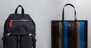 style debate totes vs backpacks matchesfashion com uk