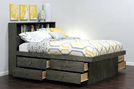 storages modern bed storage bench contemporary modern bed frame
